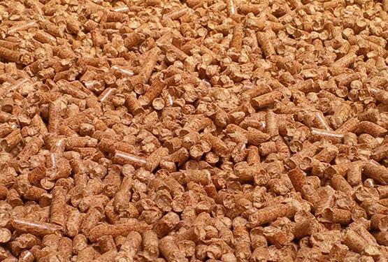 Jak produkuje się pellet?